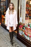 Vogue Williams at Crabtree & Evelyn