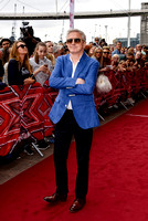 Louis Walsh X Factor Red Carpet Arrivals