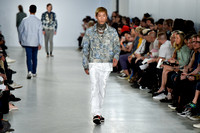 Casely-Hayford Catwalk - London Collections Men SS17
