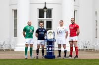 RBS 6 Nations Launch 2017