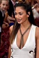 Nicole Scherzinger X Factor Red Carpet Arrivals